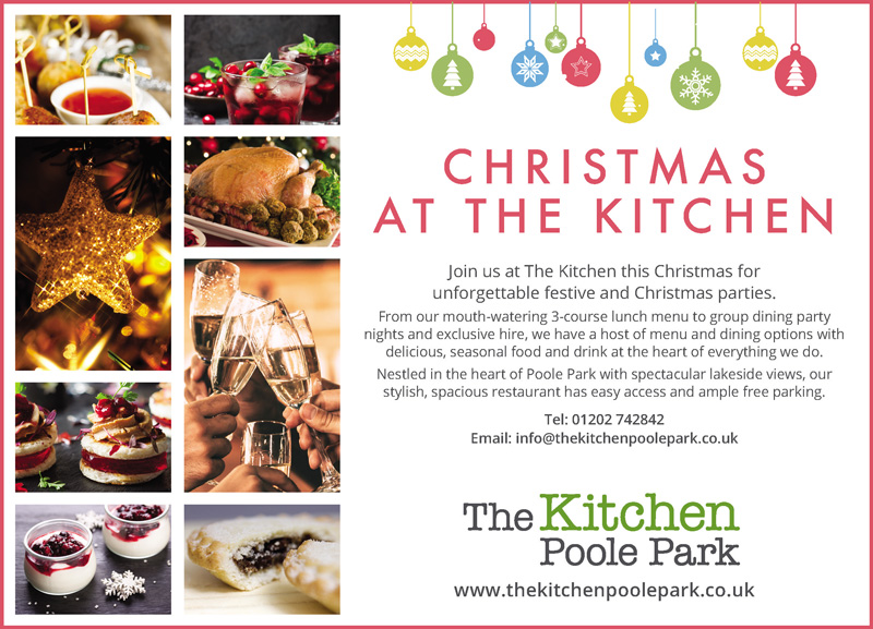 The Kitchen Poole Park Menu